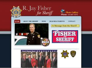 Fisher for Sheriff